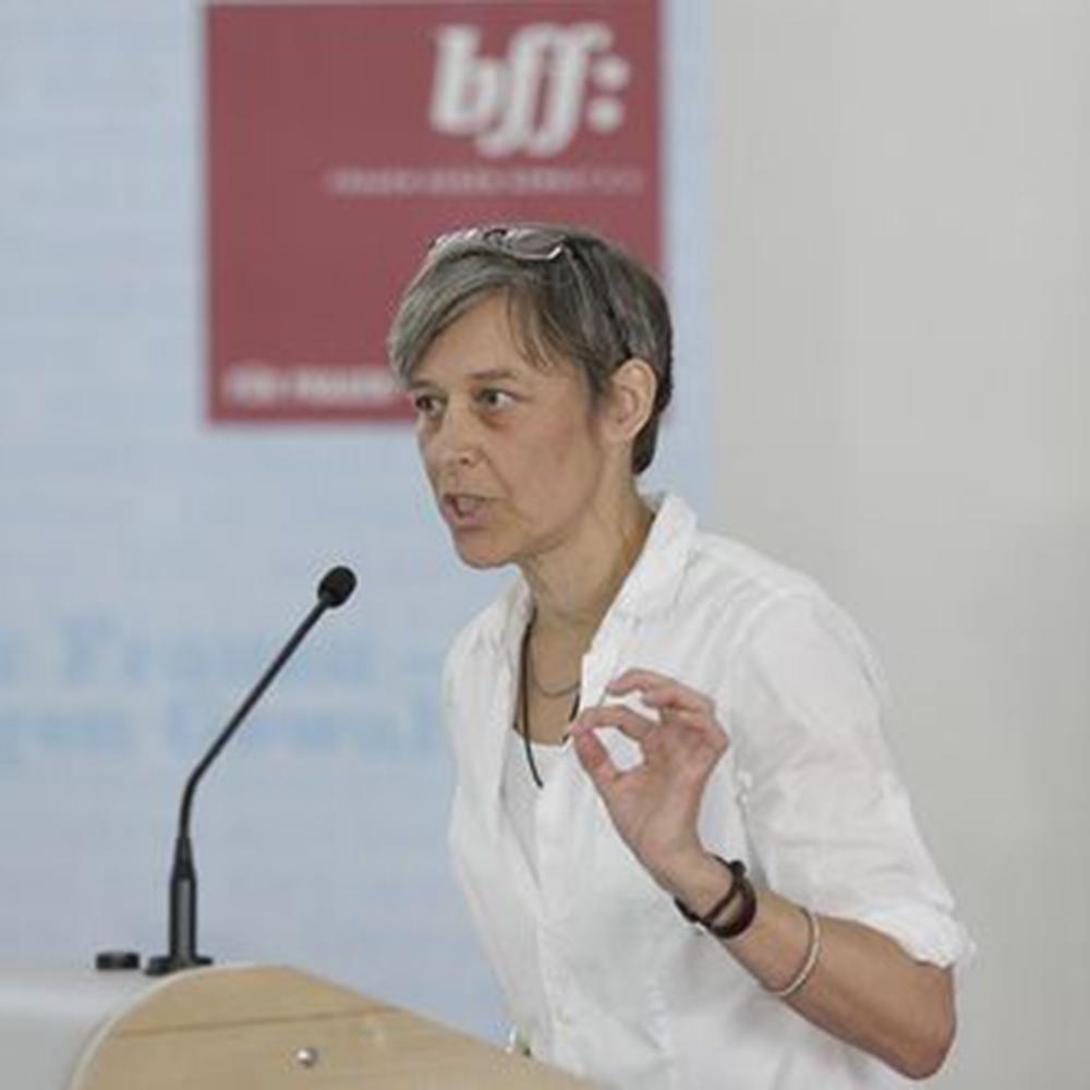 Prof. Dr. phil. Ariane Brenssell